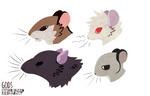 More Mouse Head Design