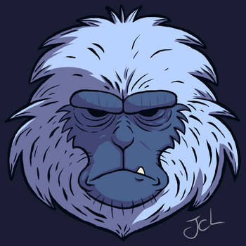 ScowlerMonkey Avatar by Furrama