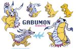 Gabumon Reboot
