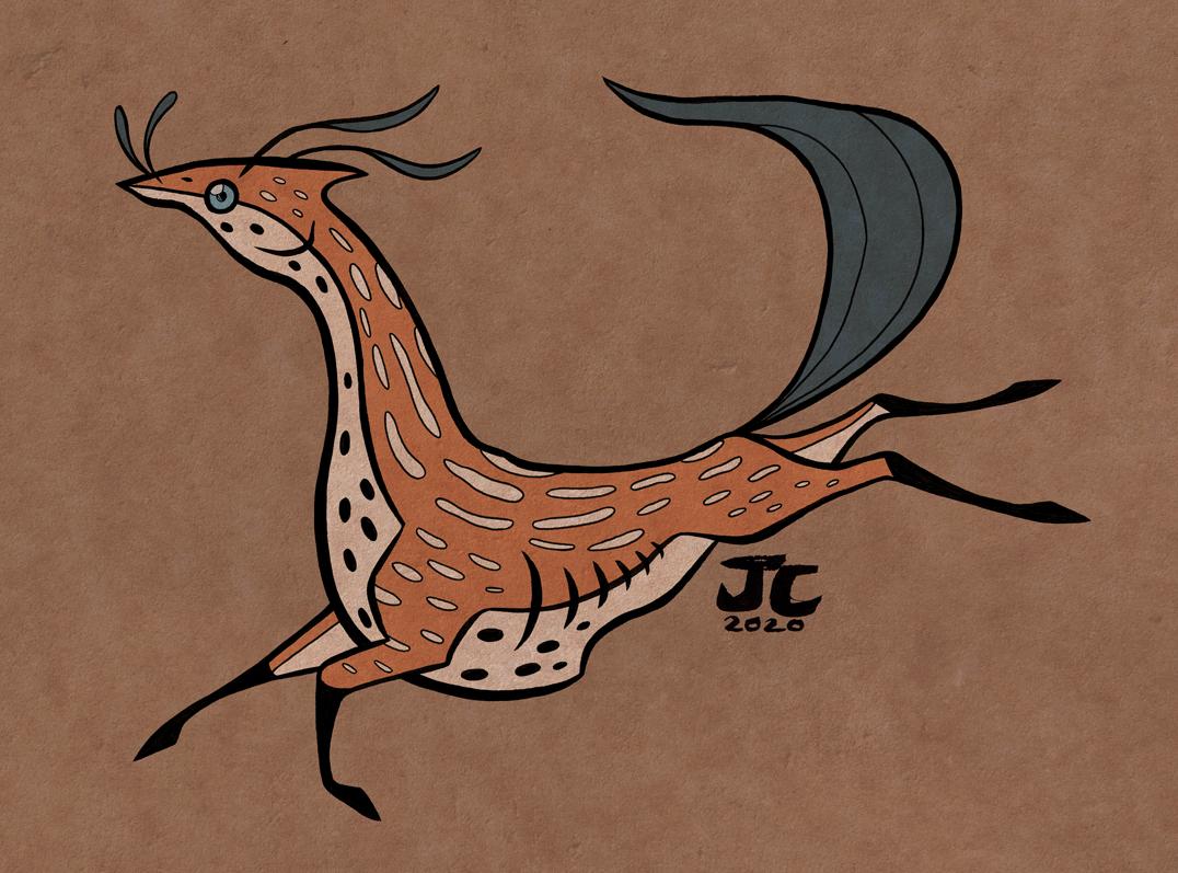Cavewall Seahorse