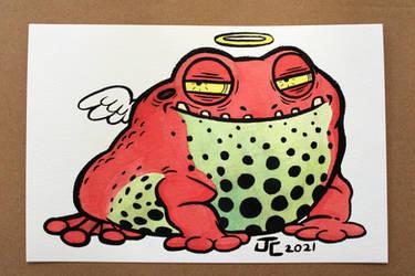 Trustworthy Toad