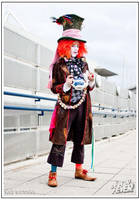 Mad Hatter Cosplay Fever 1 by Kem2000