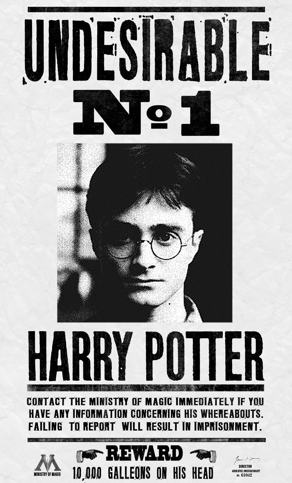 Harry Potter : Undesirable No 1