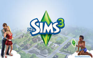 Sims 3 Wallpaper by screamfine