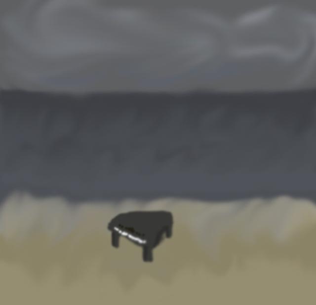 Klavier by mithua