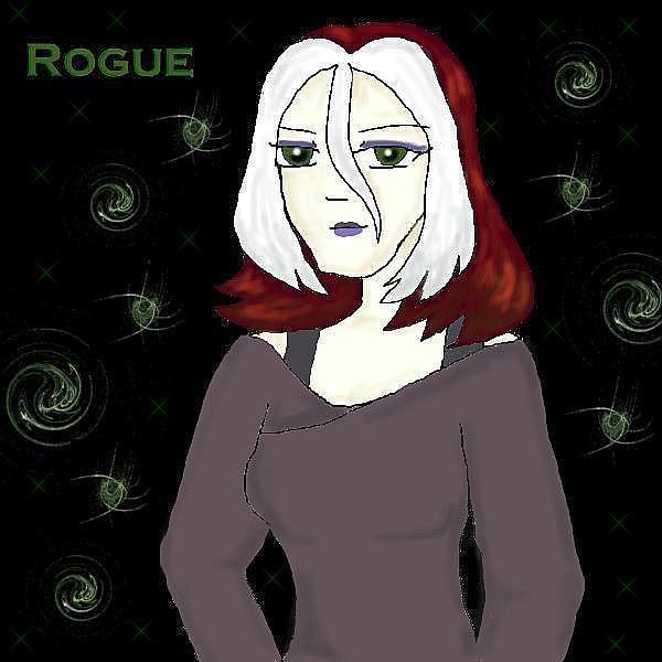 Evo Rogue by mithua