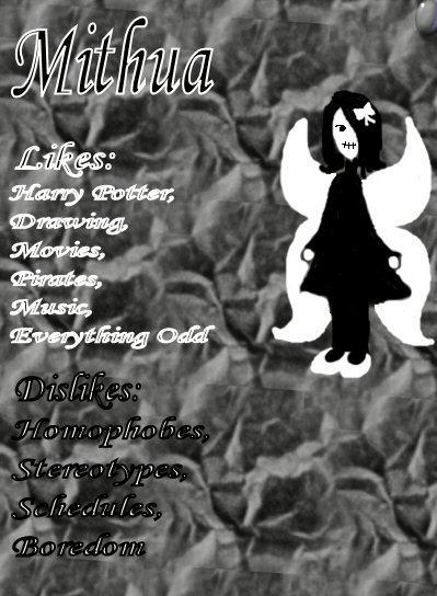 Dark Fairy ID by mithua