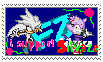My I suport Silvaze stamp by Fighsty-Zest