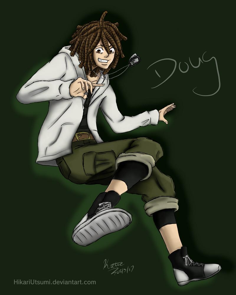 Doug by HikariUtsumi