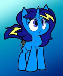 Cute pon is filled with DETERMINATION