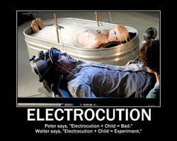 FRINGE: Electrocution by Timekeeperxx