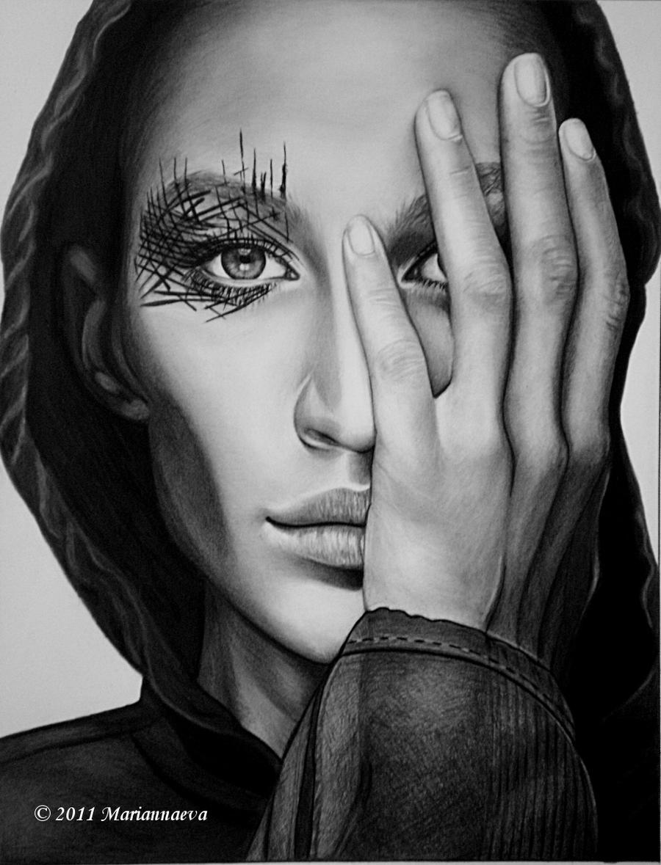 Gisele Bundchen by Mariannaeva