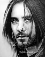 Jared Leto by Mariannaeva