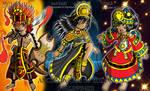 Celestial Gods (Philippine Mythology)