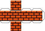 Brick Block Template