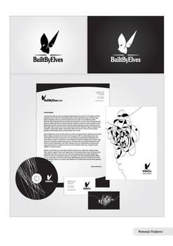BuiltByElves - Corporate Branding