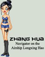 Zhang Hua by killingarkady