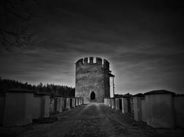 Tower by hadeeldar