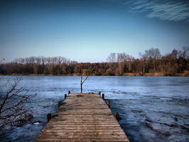 Spring thaw on lakes 2 by hadeeldar