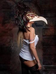 Bird by hadeeldar