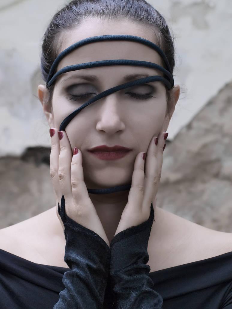 In black... by hadeeldar