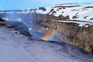 Dettifoss, Iceland by hadeeldar