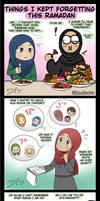 Forgetfulness in Ramadan