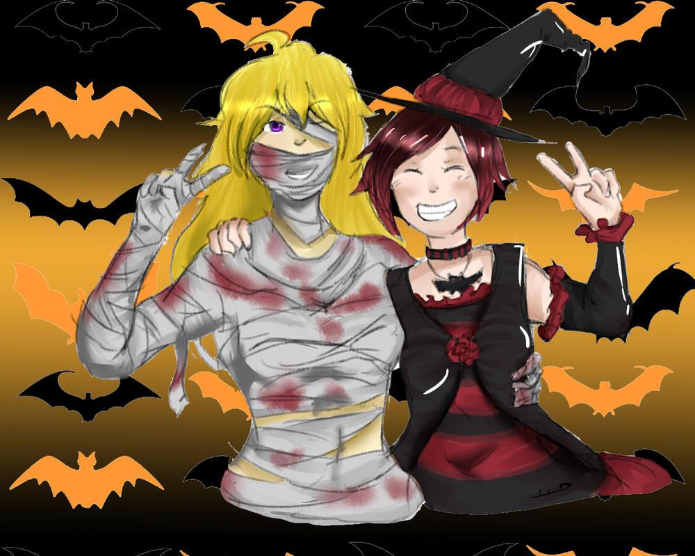 Halloweenie by Yukina-Tenma