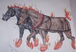 Demon Horses