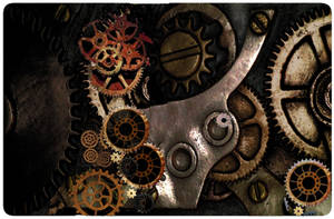 cogs and gears by kidnamedcrazy