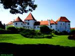 Old town Varazdin