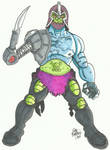 E's 12 Days of Geeksmas Day 7: Trap Jaw