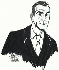12 Days of Geeksmas 2013 #02: James Bond by erikburnham