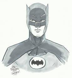 12 Days of Geeksmas 2013 #05: Batman '66 by erikburnham
