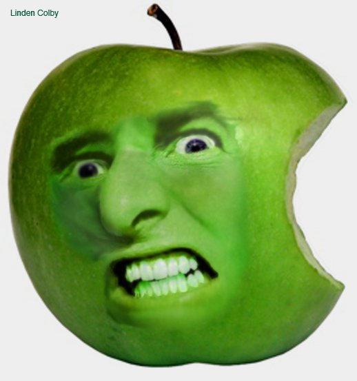 apple face morph