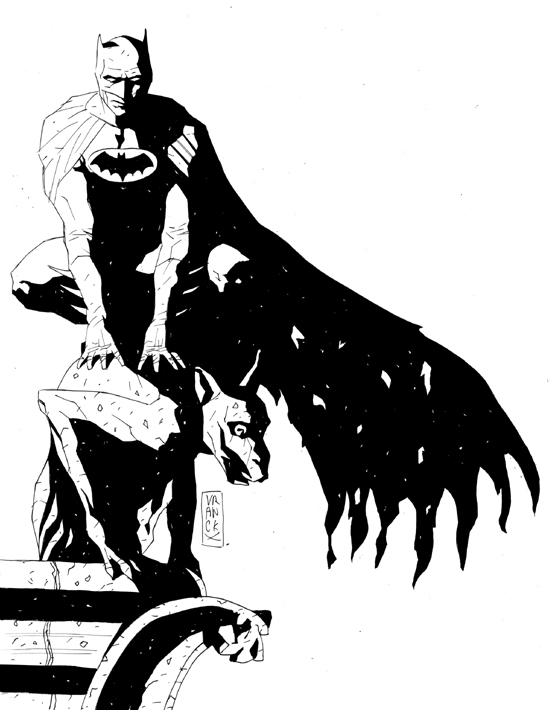Batman by Vranckx