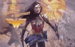Jaimie Alexander is Wonder Woman
