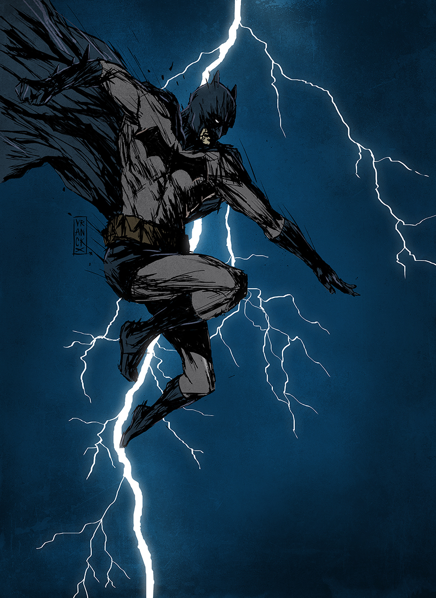 The Dark Knight Returns By Vranckx On Deviantart