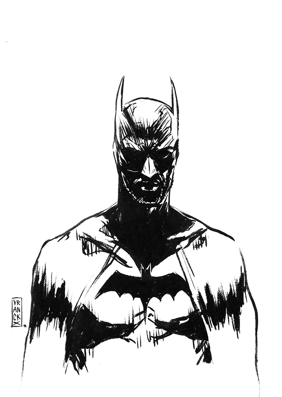 Low Key Bats by Vranckx