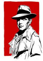 Do the Bogart!