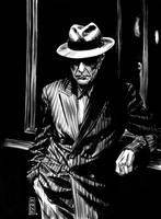 RIP Mr. Cohen...That's how it goes Everybody knows by Vranckx