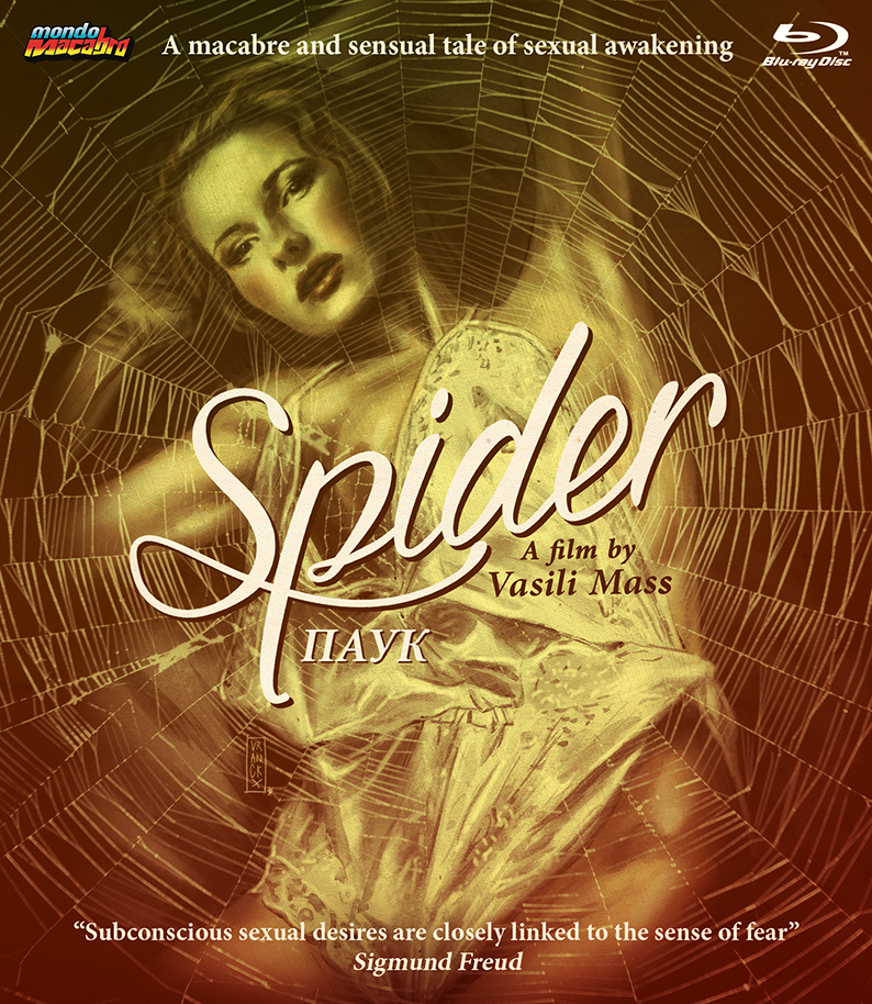 Spider cover by Vranckx