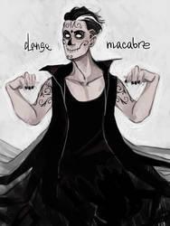 Deadpool Game - Male!Death (Danse Macabre) by KlodwigLichtherz