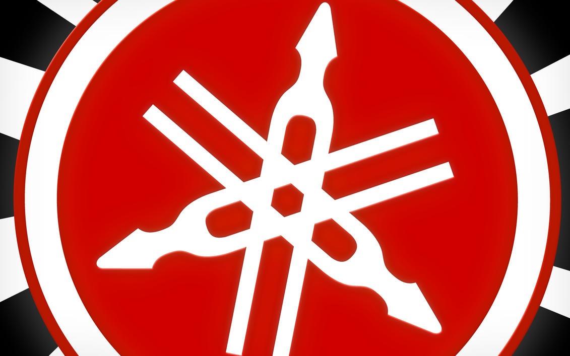 Yamaha Logo Wallpaper By RunicFIN
