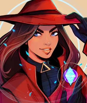 FANART!: Carmen Sandiego