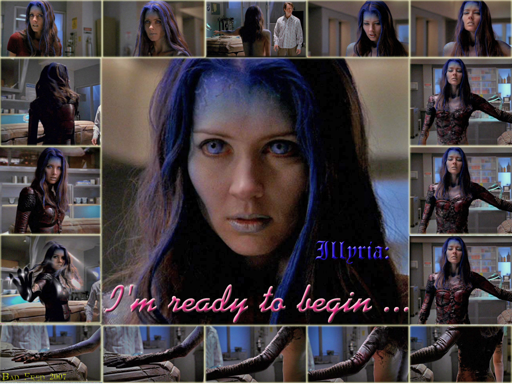 amy acker - illyria - shellsibadfred on deviantart