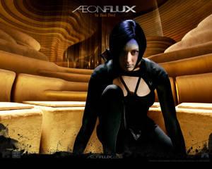 Illyria - Aeon Flux style