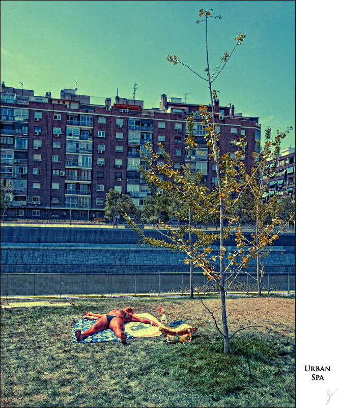 Urban Spa by BaciuC