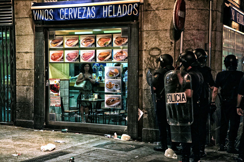 Feeling safe? by BaciuC