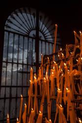 Candles of El Rocio by BaciuC